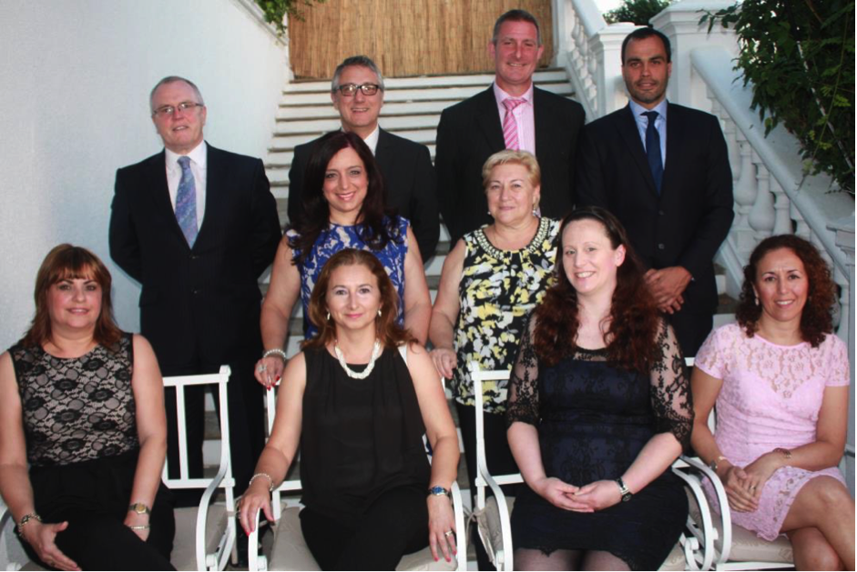 Argus Insurance celebrates staff support in Gibraltar banner