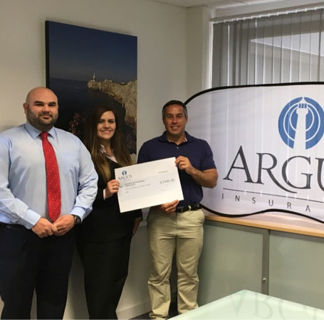 Argus Insurance Supports Research Into Childhood Cancer (RICC)