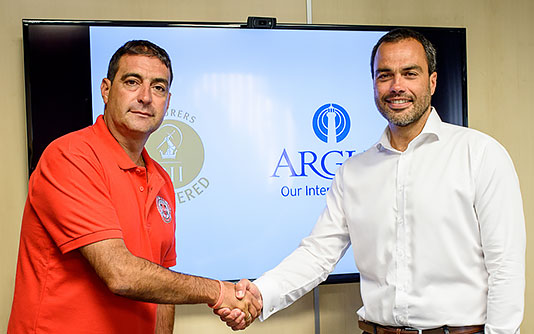 Argus Insurance Sponsors Lincoln Red Imps Football Club